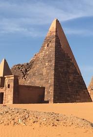 Царство Мероэ – страна «чёрных» фараонов