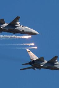 Россия провела эксперимент по применению «стаи» истребителей Cу-35 под управлением Су-57