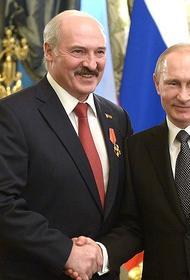 Лукашенко назвал причину, почему Россия не хочет потерять Беларусь