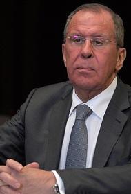 Лавров: Мы не сможем запретить россиянам летать за границу через Беларусь