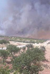 В Идлиб обстрелян пост турецких военных