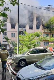 Очевидец рассказала о взрыве в московском доме