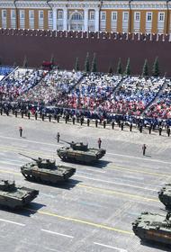 Китайская газета назвала «смертоносные машины» на параде Победы в Москве
