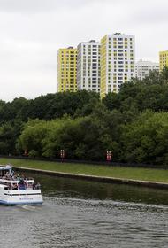 Площадь разлива нефти на Химкинском водохранилище увеличилась почти до 23 тысяч кв. метров