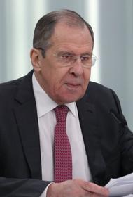 Глава МИД России не знает, когда откроются границы