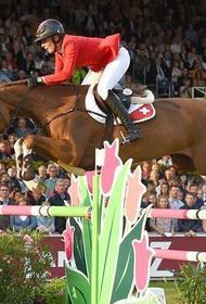 В крови лошади швейцарской наездницы обнаружен допинг