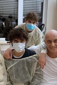Тиньков заразился коронавирусом, продолжая бороться с раком
