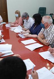 Земельные вопросы обсудили на общем заседании двух комитетов ЗСК
