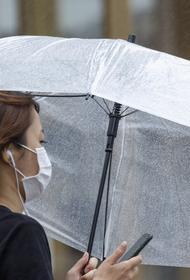 В Японии планируют эвакуировать более 70 тысяч человек