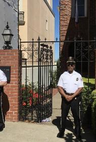 Посольство России требует от США расследовать поступившие дипломатам угрозы