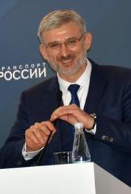 Дороги в России убогие, а апартаменты  министра транспорта - роскошные