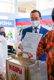 «Это же как выстрел себе в ногу», мэр Якутска проголосовала против поправок и выложила фото в Сеть, но кто-то отредактировал его