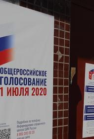 В ЦИК после обработки 5% протоколов заявили, что поправки к Конституции поддержали 69,76% россиян