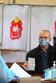 Известны предварительные итоги голосования в Челябинской области