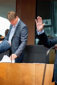 В Германии потребовали санкций против США из-за Северного потока-2
