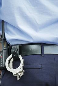 Полицейский стал жертвой дорожного происшествия в центре Москвы