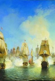 Этот день ознаменовался разгромом турецкого флота русской эскадрой Дмитрия Сенявина у берегов Афона