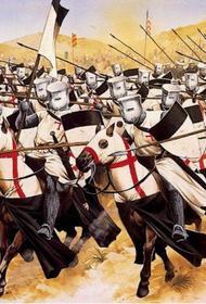 В этот день крестоносцы разгромили армию сельджуков в Дорилейской долине