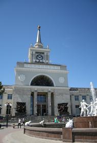 Волгоградские вокзалы продезинфицировали в усиленном режиме