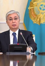 Президент Казахстана выразил Путину признательность за готовность помочь в борьбе с коронавирусом