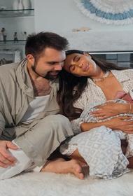 Саша Зверева показала, как выглядит на пятый день после родов: «Сдуваюсь потихоньку»