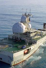 Украина – лишь инструмент США для установления контроля над Черным и Азовским морями