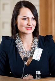 «Очень быстро и просто»: Буцкая поделилась впечатлениями от голосования онлайн