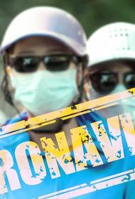 Вирусолог объяснил, почему туннели для дезинфекции не могут защитить от коронавируса