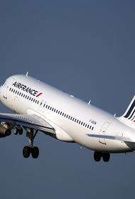 Авиакомпания Air France планирует сократить более 7 тысяч рабочих мест
