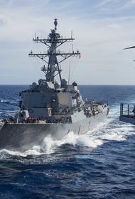 Сатановский заявил о способности России уничтожить весь флот США в Черном море