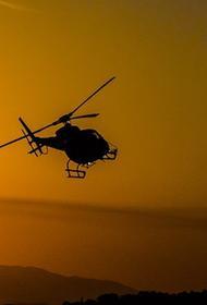 Ребенок и взрослый погибли при крушении вертолета в Австралии