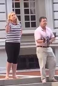 В США прошел специальный митинг для двух обычных американцев