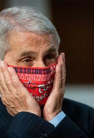 В США появилась коронавирусная цензура