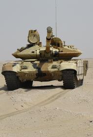 Каир купит у Москвы 500 танков Т-90