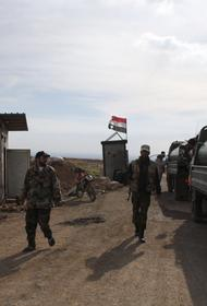 Теневая торговля нефтью в Сирии