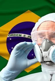 Коронавирус всё ещё продолжает своё шествие по Южной Америке