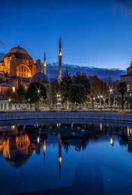Немыслимое деяние. Знаменитый Собор Св. Софии в Стамбуле хотят превратить в мечеть