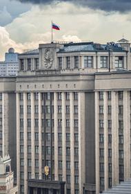 В Госдуме оценили слова главы ВМС Украины о подготовке к конфронтации с Россией