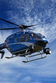 В Испании в результате крушения вертолета скончались два человека