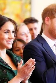 Меган Маркл и принц Гарри начали избавляться от королевской символики