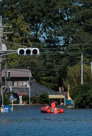 Количество жертв ливней и паводков на юго-западе Японии достигло 41