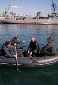 Военный аналитик из России заподозрил НАТО в намерении уничтожить флот Украины