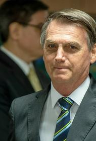 Президент Бразилии заразился коронавирусом
