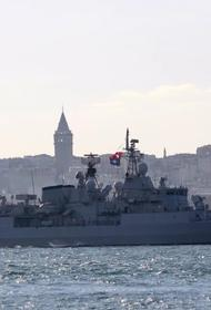 Корабли НАТО вошли в акваторию Черного моря