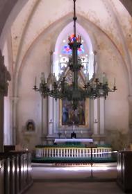 Остров Сааремаа: назад в средневековье