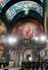 Американцы увидели в Москве «бога» и испугались