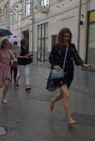В Москве объявлен «желтый» уровень погодной опасности