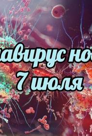 Коронавирус 7 июля: у россиян денег нет и не будет, а вирус может быть совсем не китайским