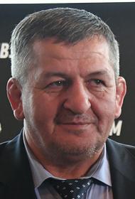 Родное село отца Хабиба Нурмагомедова хотят переименовать в его честь