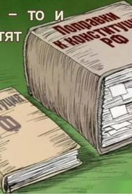В Петербурге на одном из участков зафиксировали 97% проголосовавших против поправок в Конституцию